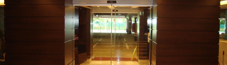 porta automática